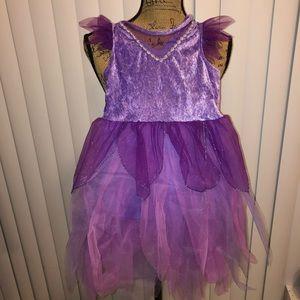 Girls Halloween 1 dress2 skirts